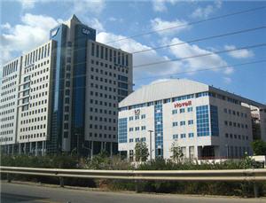 Здания компаний высоких технологий, Израиль.